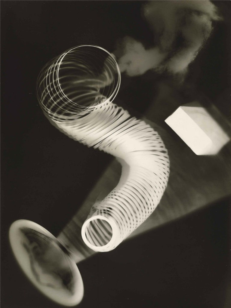 Man Ray, Untitled rayograph, 1922, Courtesy of Christie's, London, UK.