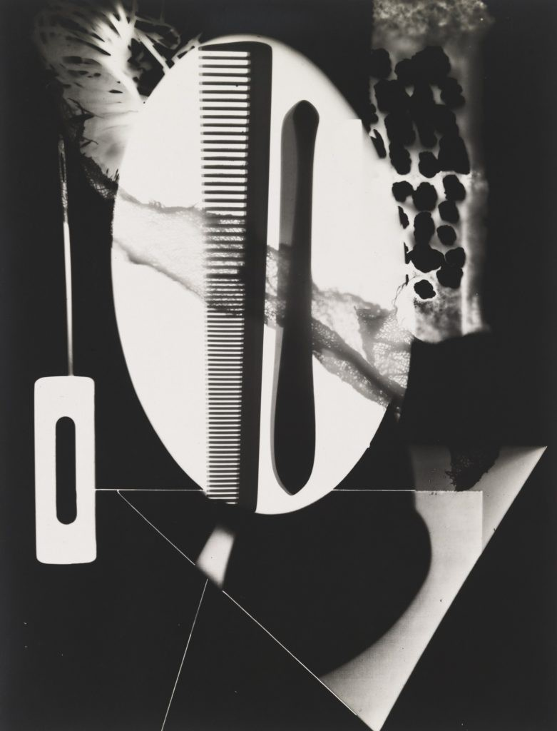 Man Ray, Untitled rayograph, 1922, Courtesy of Museum of Modern Art, New York, USA