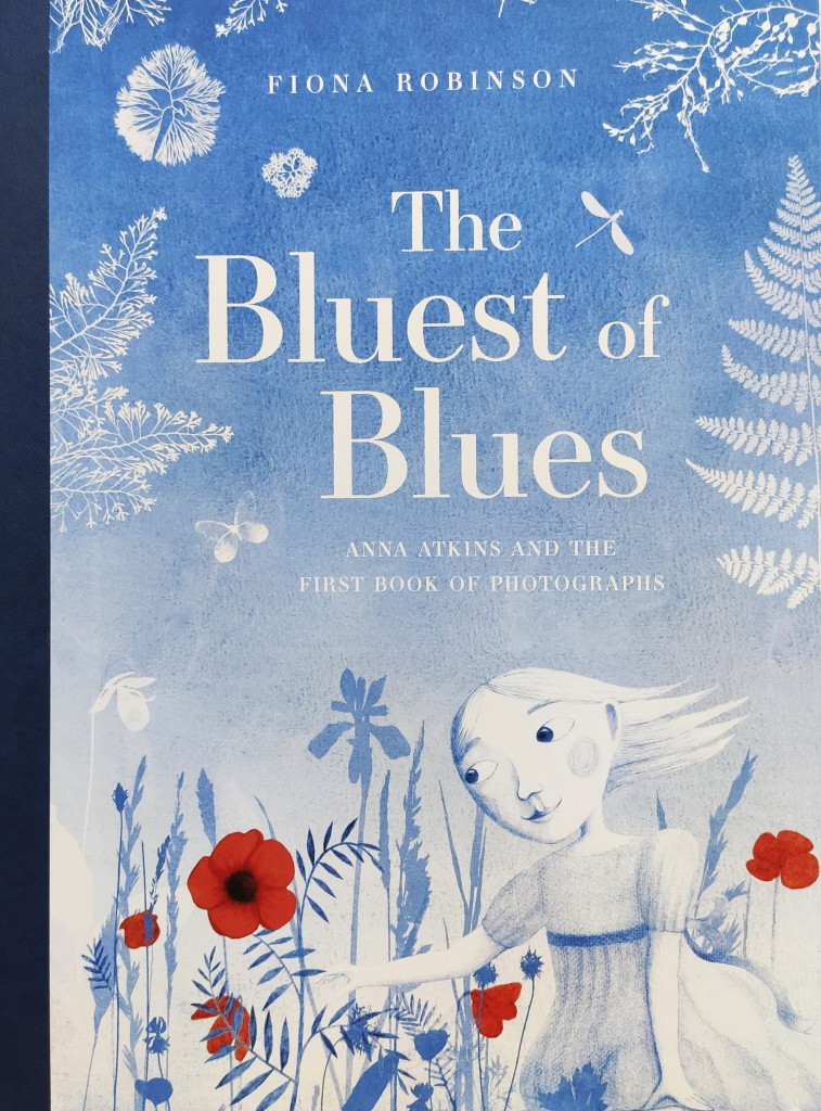 Fiona Robinson. The Bluest of Blues. Harry N. Abrams (2019)