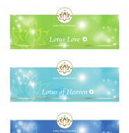 Lotus heaven Center-8色花精