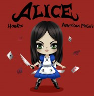 ★【愛麗絲驚魂記》Alice: Madness Returns