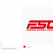 福特Focus sport club車隊LOGO